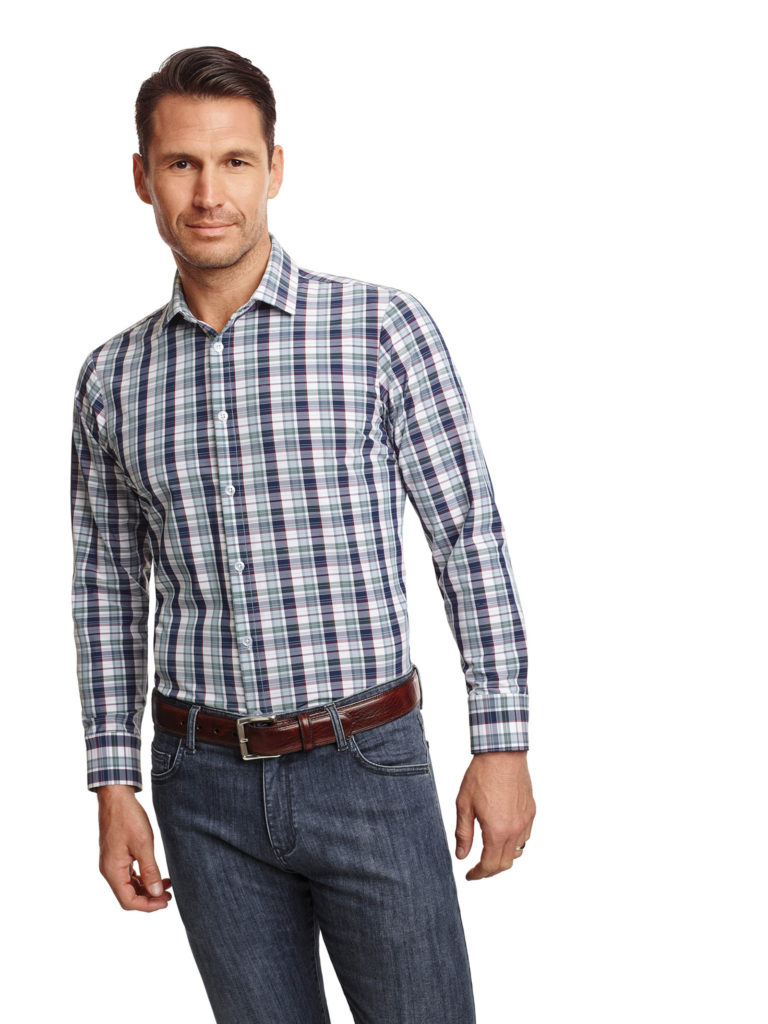 Tom James Company Erik peterson Fall 2017 Sportwear jeans shirts sweaters v neck vests